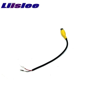 LiisLee RCA Rear Camera Signal Wire DVR Signal Wire For Liislee Car GPS Navigation Multimedia Player Only Suitable LiisLee NAVI image