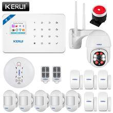 Домашняя система охранной сигнализации kerui w18 gsm wifi подключение