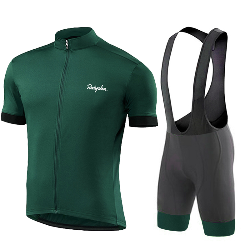2019 Men Cycling Jersey Summer Short Sleeve Set Maillot bib shorts Bicycle Clothes Sportwear Shirt Clothing Suit Specializeding