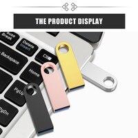 USB 3.0 Pen Drive Metal