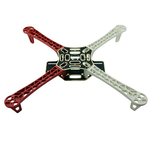 F450 Drone With Camera Flame Wheel KIT 450 Frame For RC MK MWC 4 Axis RC Multicopter Quadcopter Heli Multi-Rotor with Land Gear image