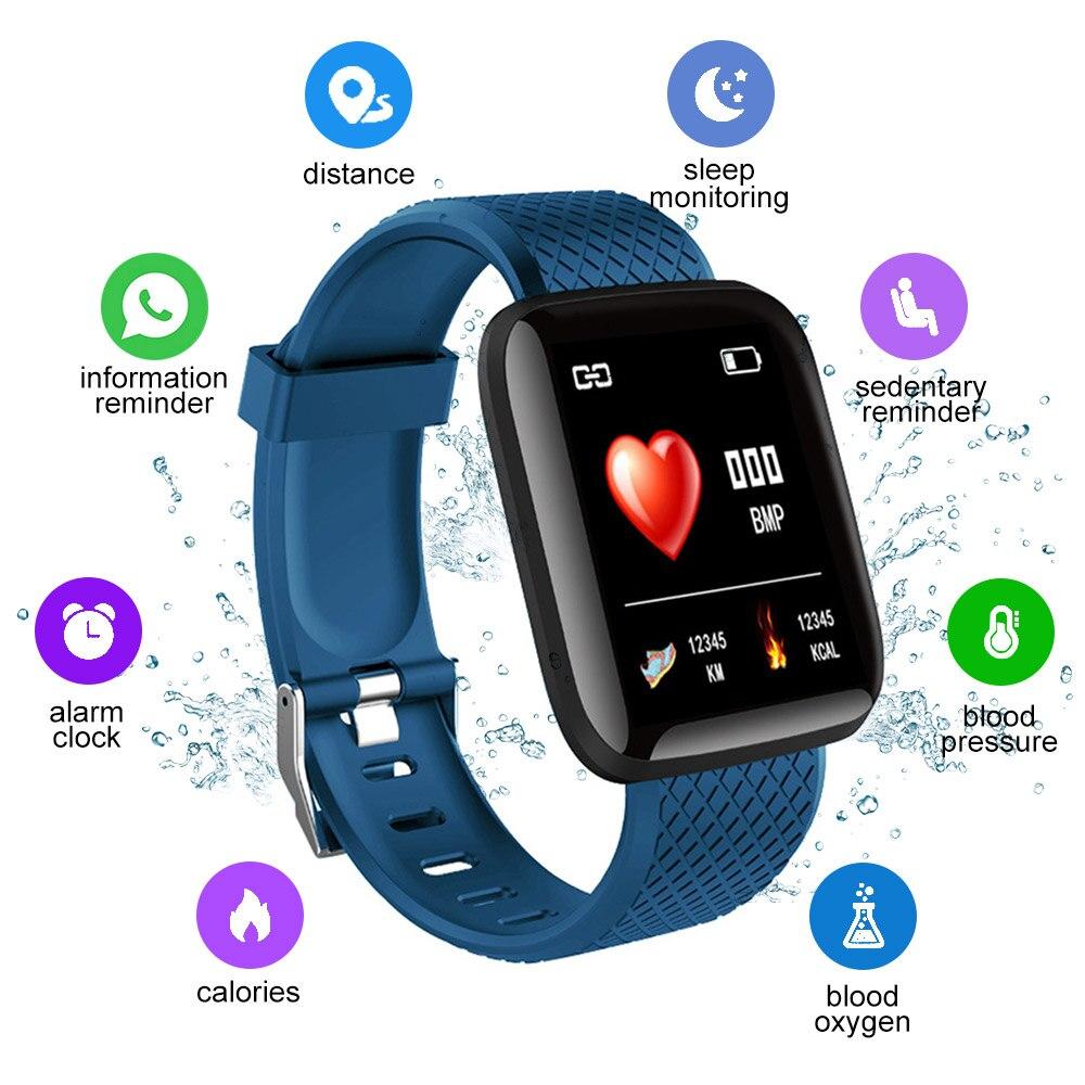 Portable Watch Tonometer Blood Pressure Monitor Smart Wrist Medical Equipment Home Apparatus For Measuring Pressure Sport Watch