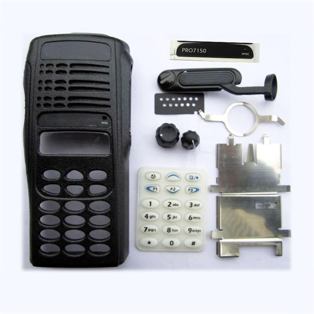 5sets X Radio Housing For Motorola GP338 Radio Casing With Accessories
