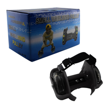 Outdoor-Skating-Equipments Heel Simply-Skating-Shoes Flashing-Roller Kids for Gift Durable
