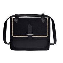 Fashion Female Shoulder Bag Frosted  Simple Ladies Small Square Layered Youth Woman Messenger Autumn And Winter Wild