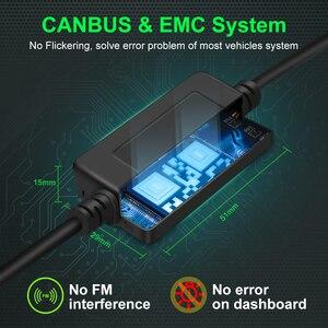 Image 2 - 2pcs Canbus ZES LED H1 H3 H4 H7 H8 H11 HB3 9005 HB4 9006 H27 880 881 LED פנס נורות 9012 אוטומטי מנורת שגיאת משלוח 12V 6000K