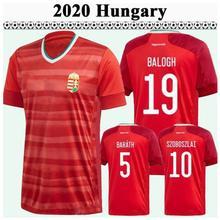 national team SZALAI SZOBOSZLAI 20 21 football men shirt 2020 2021 Hungary Soccer Jerseys