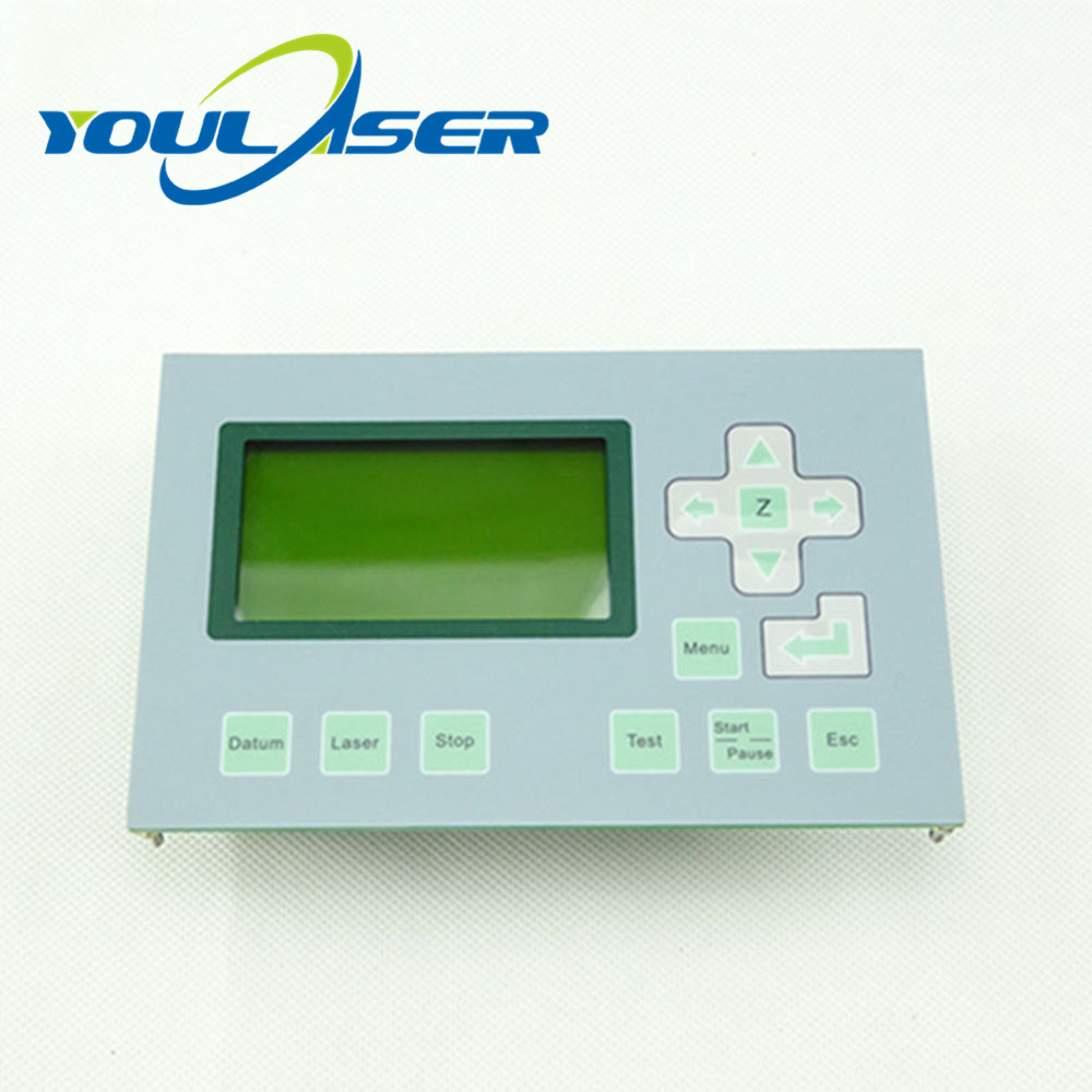 Co2 Laser Control Operation Panel PAD03 For DSP Laser Controller Leetro MPC6525