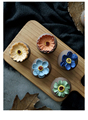 Simulation cake photography props, children's photo props, simulation fondant cupcakes, flower cakes