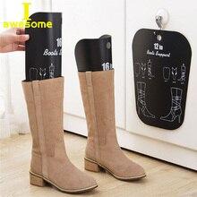 Ботинки в форме r; высокие ботинки со вставками в форме буквы r; поддерживающие ботинки; ботинки в форме трубы для женщин и мужчин; 2 шт.; 1 пара ботинок