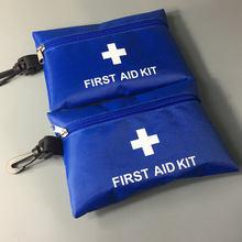 Nowa apteczka Outdoor Travel sport małe torby medyczne zestawy survivalowe mini torba na leki pierwszej pomocy