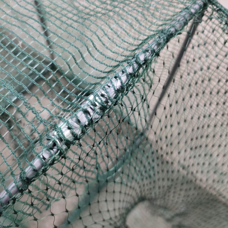 Shrimp Cage Fish Cage Fishnet Fishing God With Fishing Cage Folding Catch Fish Cage Fully Automatic Fishing Tool Shrimp Trap Cag