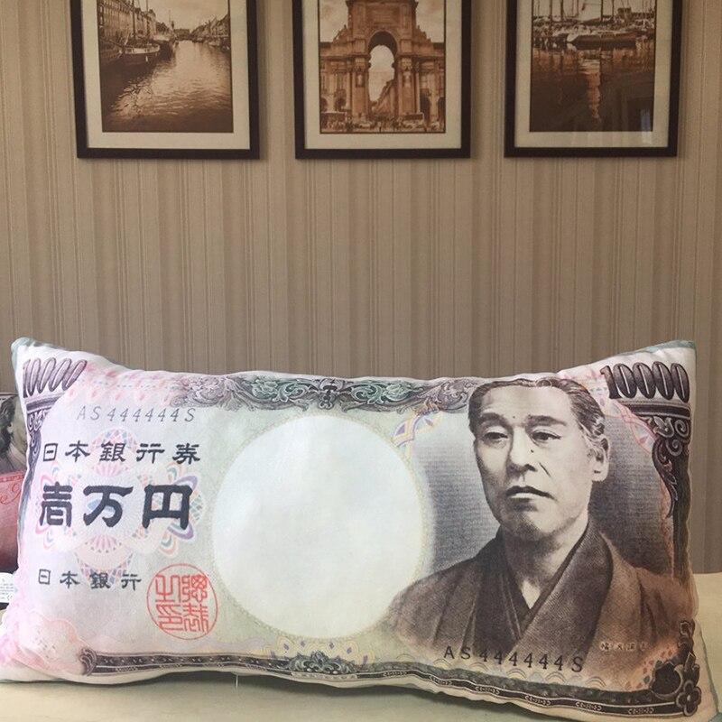 Money Plush Pillows 2