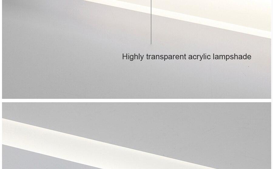 H51020c8b540f4b1ba264604e658cc762p Acrylic Hallway led ceiling lights for living room Plafond home Lighting ceiling lamp homhome lighting fixtures Modern balcony