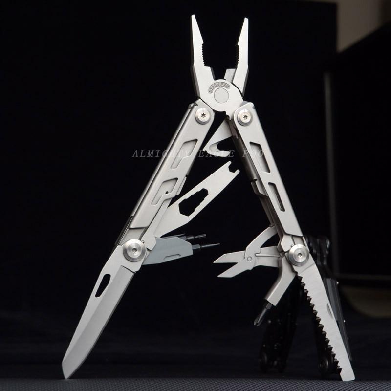 Schwarz ClookYuan Folding Messer-Art Horn Comb Kompass Gewerbe Kunststoff Kleine Comb f/ür M/änner leicht zu bedienen leicht zu tragen