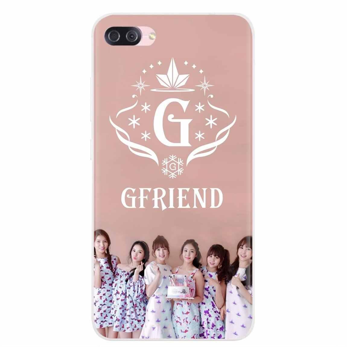 GFriend Kpop אישית סיליקון טלפון מקרה עבור מוטורולה Moto G G2 G3 X4 E4 E5 G5 G5S G6 Z Z2 z3 C לשחק בתוספת
