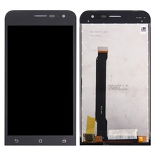 High quality For Asus Zenfone 2 / ZE500CL LCD Screen and Digitizer Full Assembly high quality for asus zenfone 3 ze552kl lcd screen and digitizer full assembly