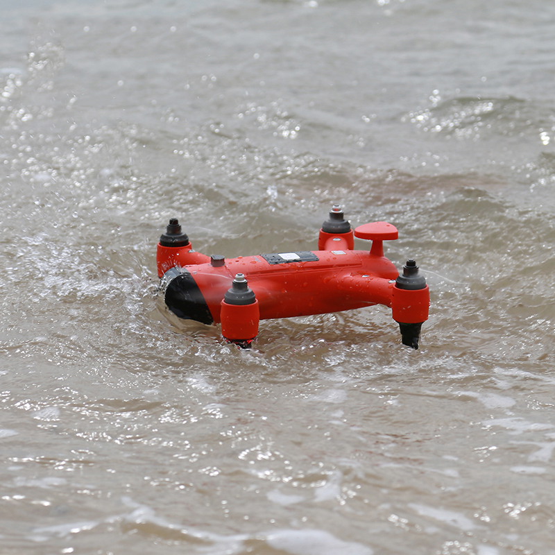 Swellpro Spry Waterproof drone Underwater Drone with 4K Camera ...