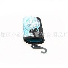 Fei li, каплевидное колесо, только нейлоновая Рыболовная Сумка, Толстый водонепроницаемый материал, yu lun bao, нейлоновая Рыболовная Сумка