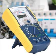 KT7310 High Precision Handheld Double Dual Display Analog Di