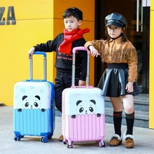 Kids Luggage suitcase Travel Rolling Suitcases Children cartoon Suitcase Spinner luggage suitcase for Travel Trolley Bags wheels