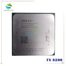 AMD FX Series FX 6200 FX 6200 FX6200 3.8 GHz 6 Core CPU FD6200FRW6KGU ซ็อกเก็ต AM3 +