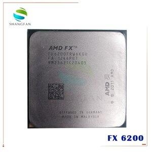 Image 1 - AMD FX Series FX 6200 FX 6200 FX6200 3.8 GHz 6 Core CPU FD6200FRW6KGU ซ็อกเก็ต AM3 +