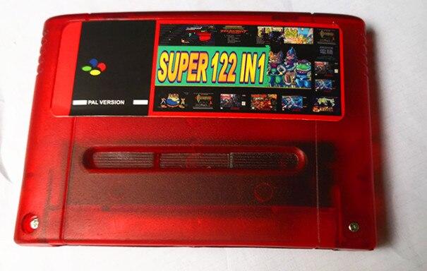 Super 100 in 1 add 22 gamesEUR Version Game Cartridge  Axelay Castlevania Fatal Fury  Final Fight  Ninja Turtles IV  Mega Man X
