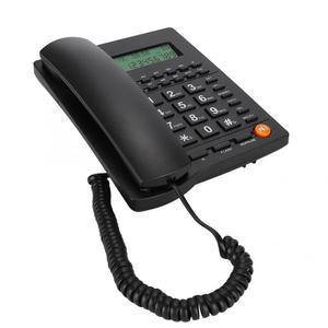 Image 3 - Telefone 홈 유선 전화 발신자 ID 전화 데스크톱 유선 전화 번호 번호 홈 오피스 호텔 레스토랑