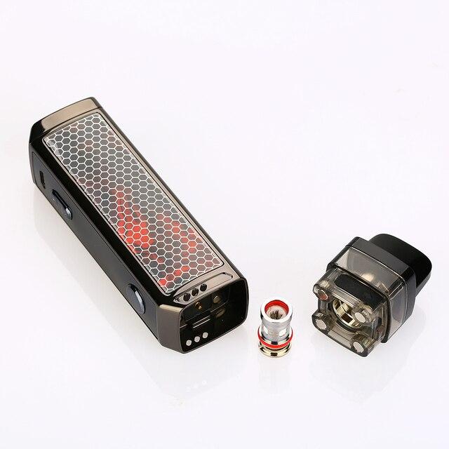 Hot Sale 70W VOOPOO VINCI X Pod Kit wi/ Dual-coil System Powered by Single 18650 Battery No Battery Vape Kit VS Vinci Kit/Drag 2 3