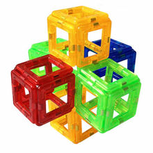 90-208pcs mini Magnetic Designer Blocks Construction Set Model & Building Toys Plastic Blocks For Kids toys(China)