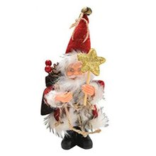 Doll Party-Decoration Ce Ornament Statue Pendant-Collection Christmas-Gift Santa-Claus