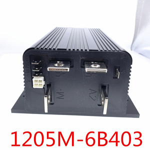 Image 2 - 60V 72V 1205M 6B403 PMC 400A DC Series Motor Controller 1205M 6401 6B401 for Curtis replacement parts