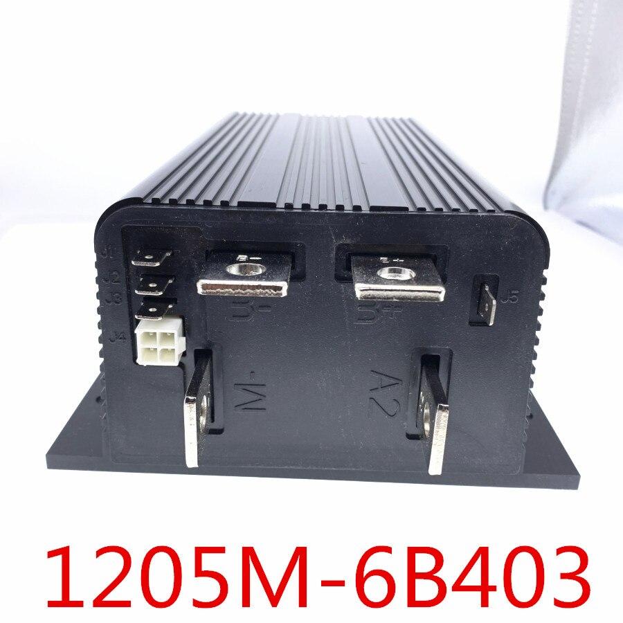 Image 2 - Controlador 1205m 6401 do motor da série da c.c. de 60 v 72 v 1205m 6b401 pmc 400a para as peças de reposição de curtisControles remotos   -