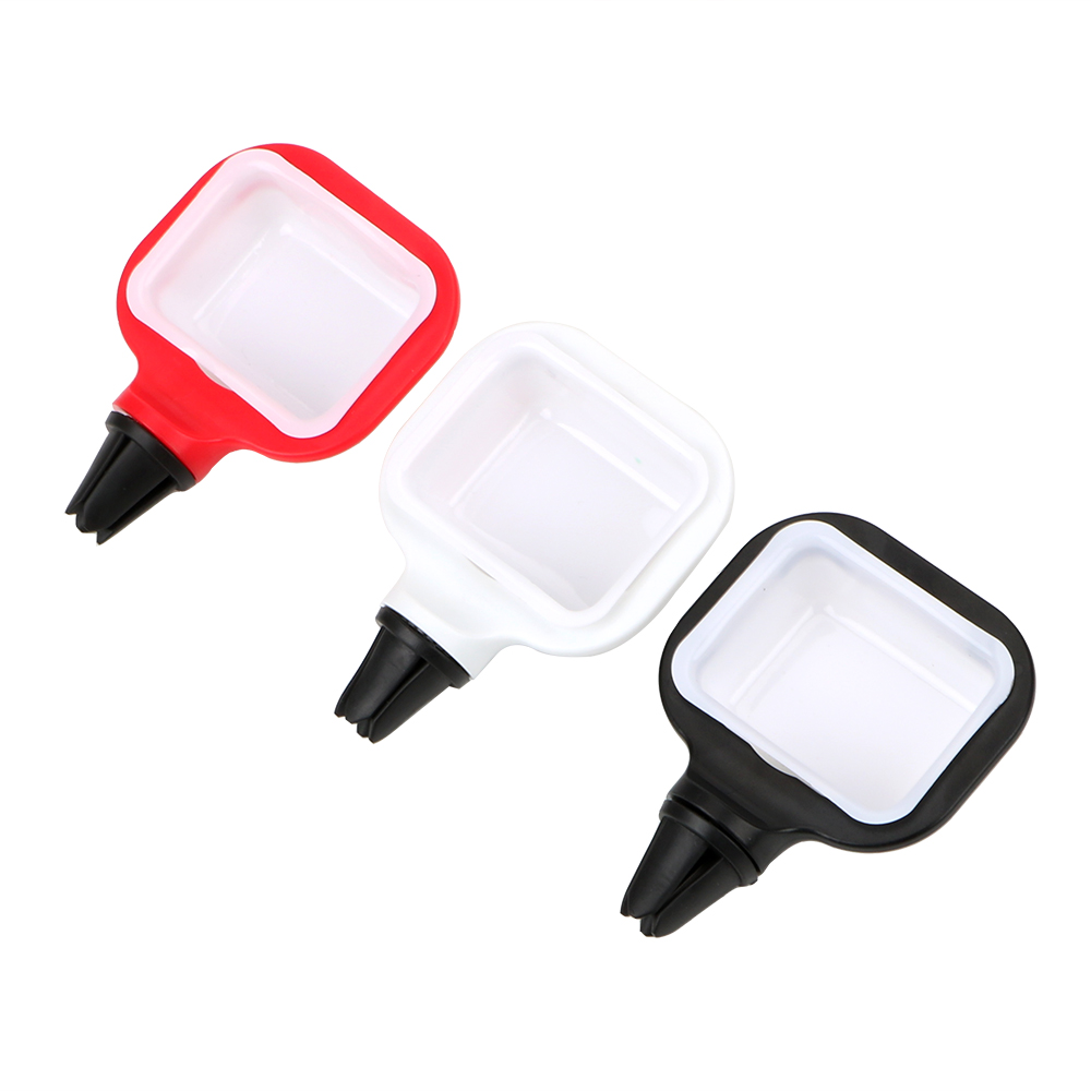 Car Drink Cup Holder WENTS 2Pcs Portable Adjustable Car Air Vent Mount Stand Car Rear Seat Cup Holder for Different Size of Water Bottle Coffee Cups Thermos Cups Beverage Cans