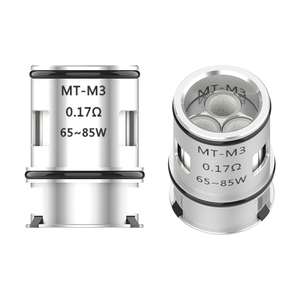 Image 4 - 12pcs Original VOOPOO Maat Tank Coils 0.13ohm 0.17ohm 0.2ohm Maat Tank Core Heads for Alipha Zip Mini Find Electronic Cigarette