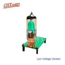 GHXAMP נמוך מתח 6E1 צינור מגבר לוח DC12V החלפת EM81 הקרינה כוונון מחוון מגבר 6E1n כונן
