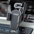 YESIDO Автомобильный держатель для 4,7-6,5 дюймов мобильный телефон Универсальный автомобильный воздушный выход кронштейн для iPhone Регулируемая ...