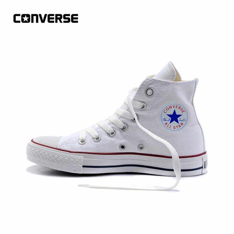 Zapatos de skateboard de lona Unisex clásicos originales de