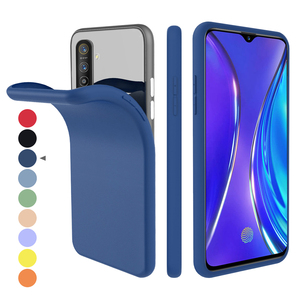 For Oppo Realme X2 XT 5 6 Pro 5 5i 5S C3 Case Oppo Reno2 Z Reno 2 Ace Find X2 A9 2020 Soft TPU Cover Built-In Velvet Material(China)