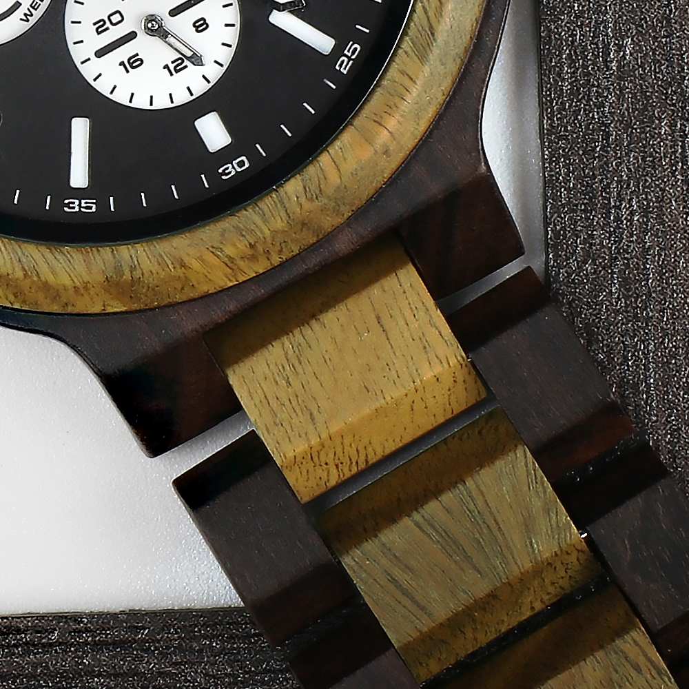 H510761ae239149e4930425fc21622cb04 Hnatuy Wood Men's Watches Luminous Hands Business Watch