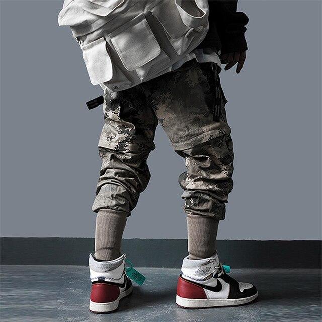 Detachable Multi-Pocket Cargo Pants 4