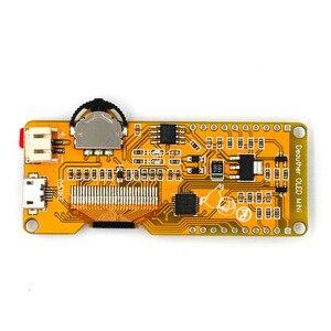 """Image 3 - Dstike placa de desenvolvimento, wifi deauther mini esp8266 com tela de 1.3 """"oled D2 008"""