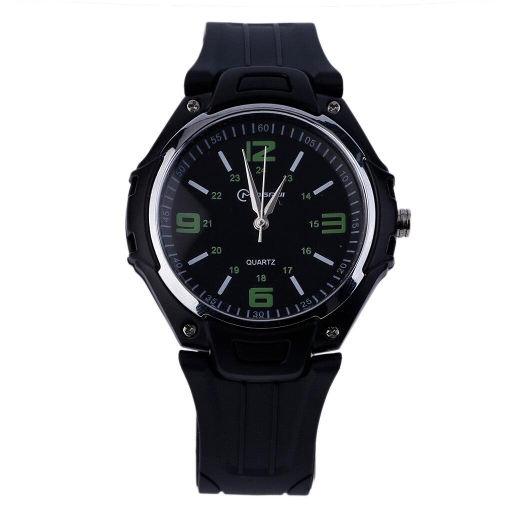 Fashion Waterproof 30M LED Watches Quartz Digital Electronic Watch  Wristwatch Multi-color Round Wristwatch Jelly WatchHot