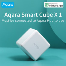 Aqara Magic Cube Controller Zigbee Controlled Six Actions Remote Control Switch For Homekit Xiaomi Mijia Mi Smart Home