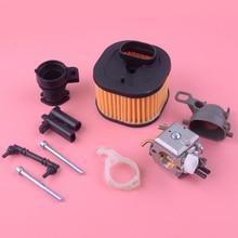 LETAOSK High Quality Carburetor HD Air Filter Holder Adaptor Fit for Husqvarna 365 372 371 362 372XPW