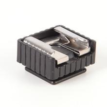 1 шт. SC-6 SC6 адаптер холодный горячий башмак стандартное Крепление Горячий башмак на 1/4 резьба для вспышки Speedlite штатив аксессуары для фотостудии