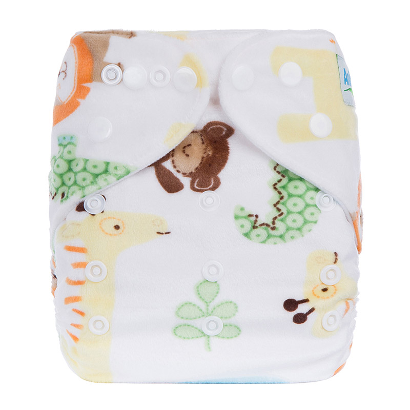Reusable Eco Friendly Baby Breath Cloth Diapers Biodegradable Baby Diapers Organic Diaper Nappy D13