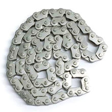New Metal 90 Links Timing Chain For GY6 125cc 150cc 152QMI 157QMJ Engine Scooters Mopeds ATV Go Kart Quads(China)