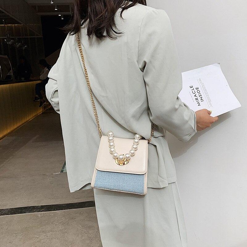 Image 2 - JIULIN Shoulder Bags Purses Crossbody Bag Nylon Handbag Messenger Main Zipper Waterproof Designer bags-in Top-Handle Bags from Luggage & Bags